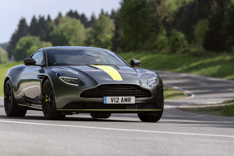 Car Reviews | Aston Martin DB11 AMR | CompleteCar.ie