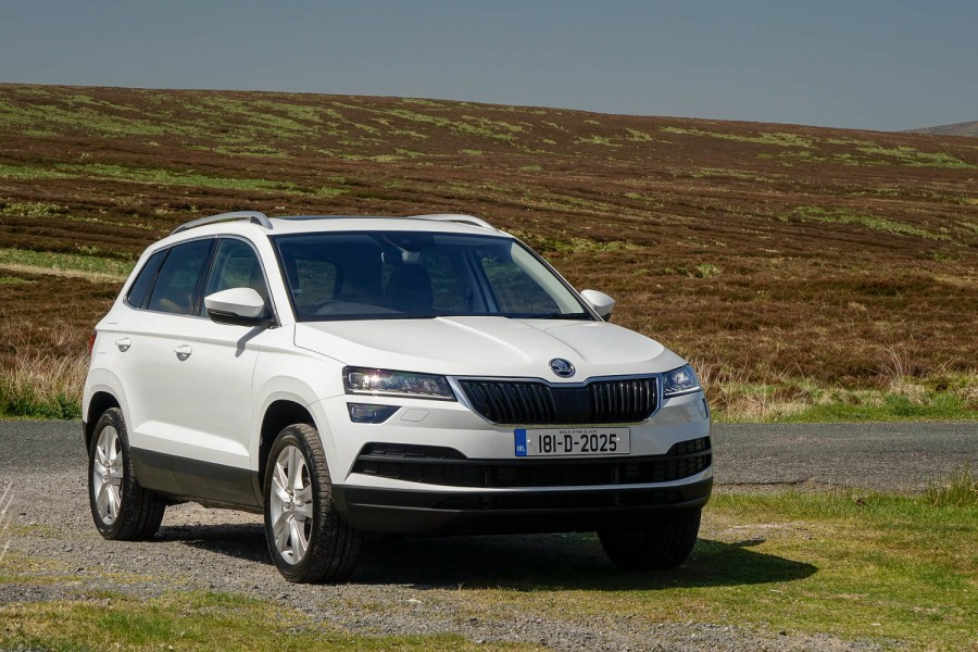 Car Reviews | Skoda Karoq 2.0 TDI diesel | CompleteCar.ie