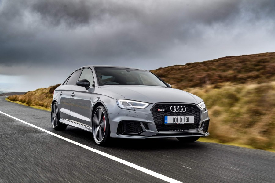 Car Reviews | Audi RS 3 Saloon | CompleteCar.ie