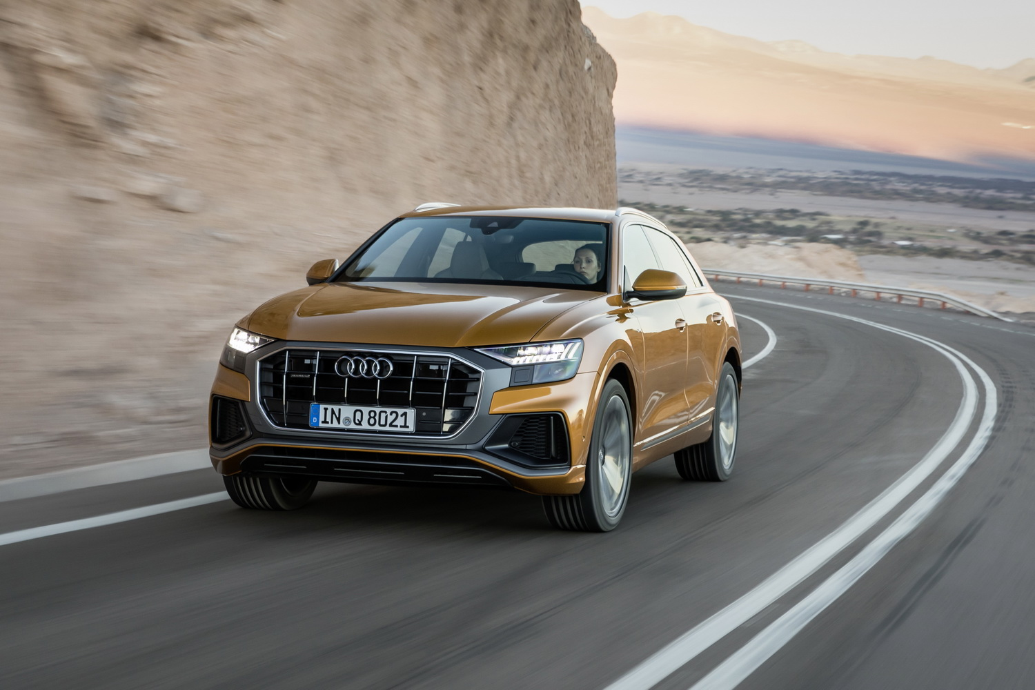 Car Reviews | Audi Q8 50 TDI diesel | CompleteCar.ie