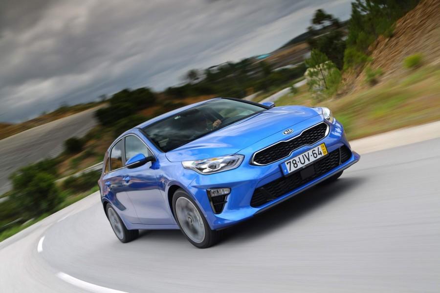 Car Reviews | Kia Ceed 1.6 CRDi diesel | CompleteCar.ie