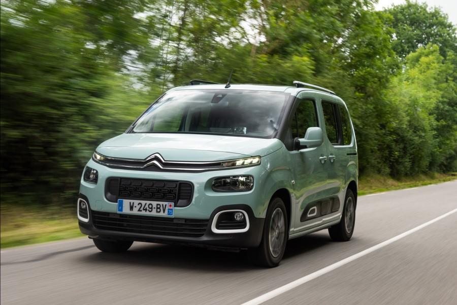 Car Reviews | Citroen Berlingo PureTech petrol | CompleteCar.ie