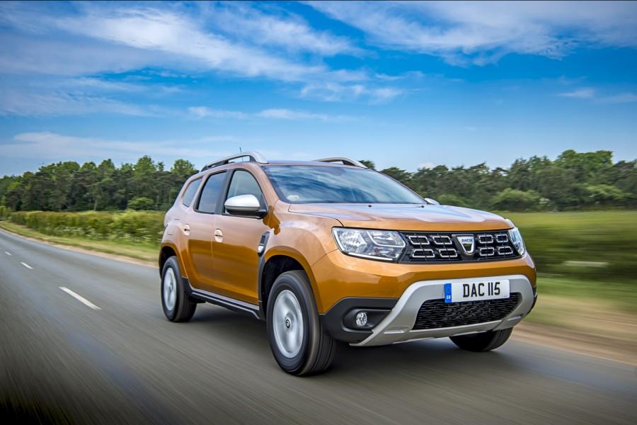 Car Reviews | Dacia Duster 1.6 petrol | CompleteCar.ie