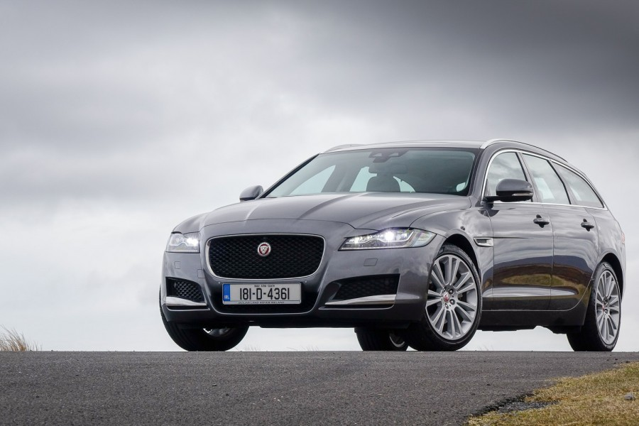 Car Reviews | Jaguar XF Sportbrake 2.0 diesel | CompleteCar.ie