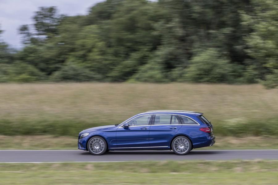 Car Reviews | Mercedes-Benz C 220 d diesel Estate | CompleteCar.ie