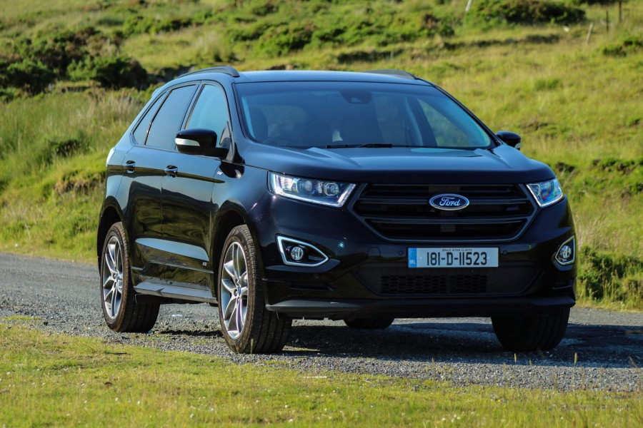 Car Reviews | Ford Edge ST-Line | CompleteCar.ie