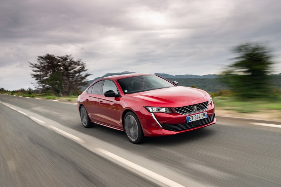 Car Reviews | Peugeot 508 GT 1.6 petrol | CompleteCar.ie