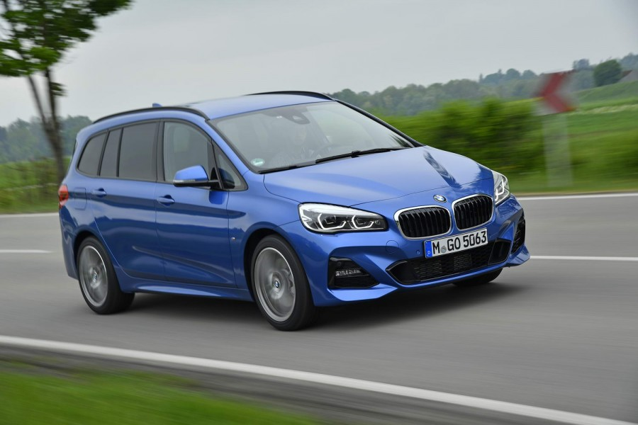 Car Reviews | BMW 220i Gran Tourer | CompleteCar.ie