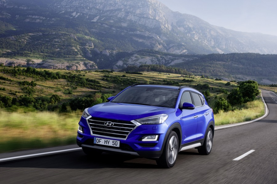 Car Reviews | Hyundai Tucson 2.0 diesel 4WD 48V | CompleteCar.ie