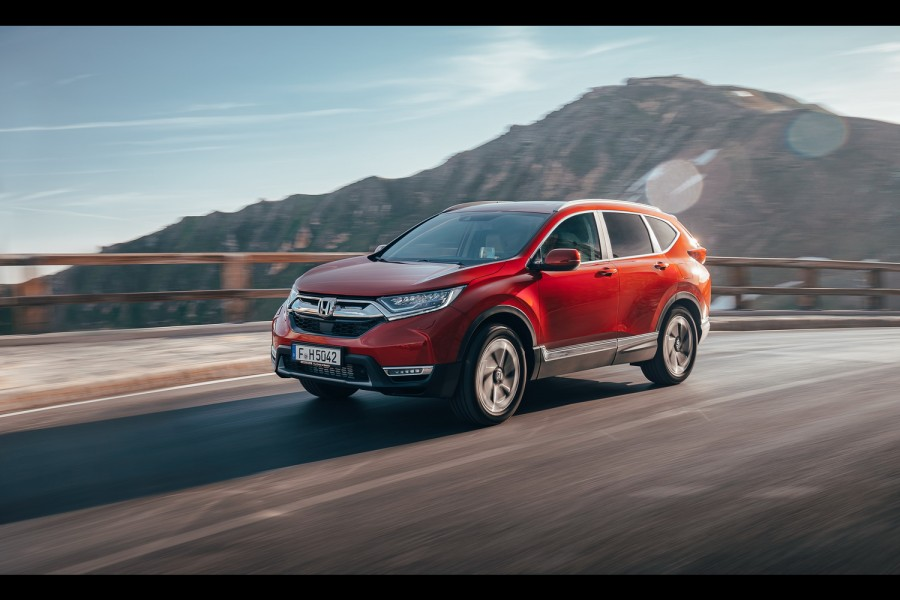 Car Reviews | Honda CR-V | CompleteCar.ie