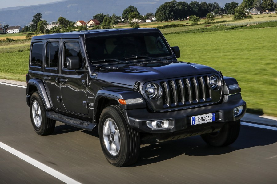 Diesel Jeep Wrangler >> Jeep Wrangler 2 2 Diesel Sahara Reviews Complete Car