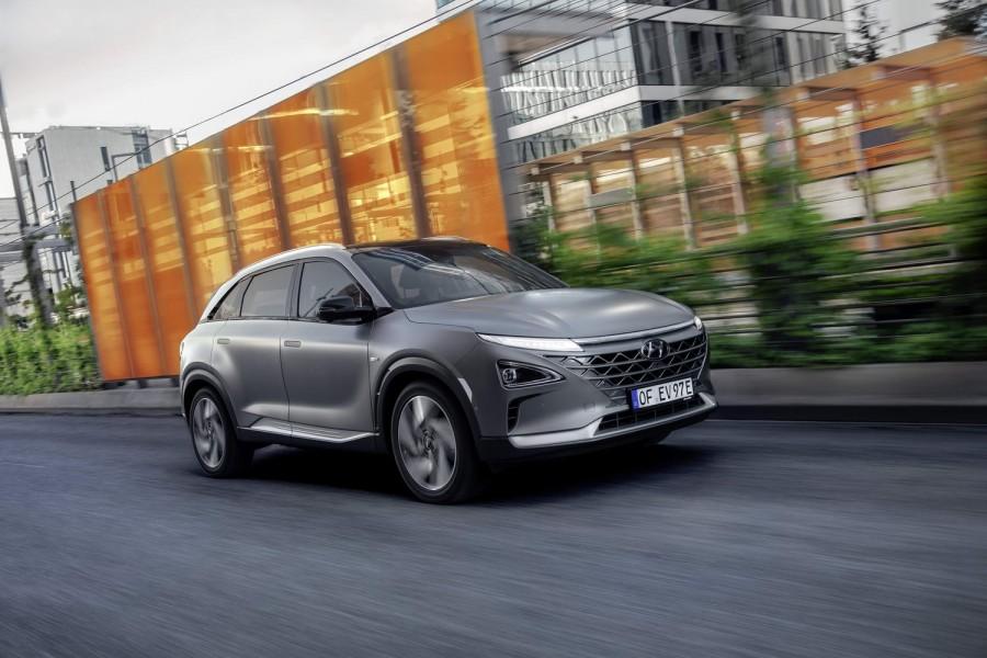 Car Reviews | Hyundai Nexo FCEV | CompleteCar.ie