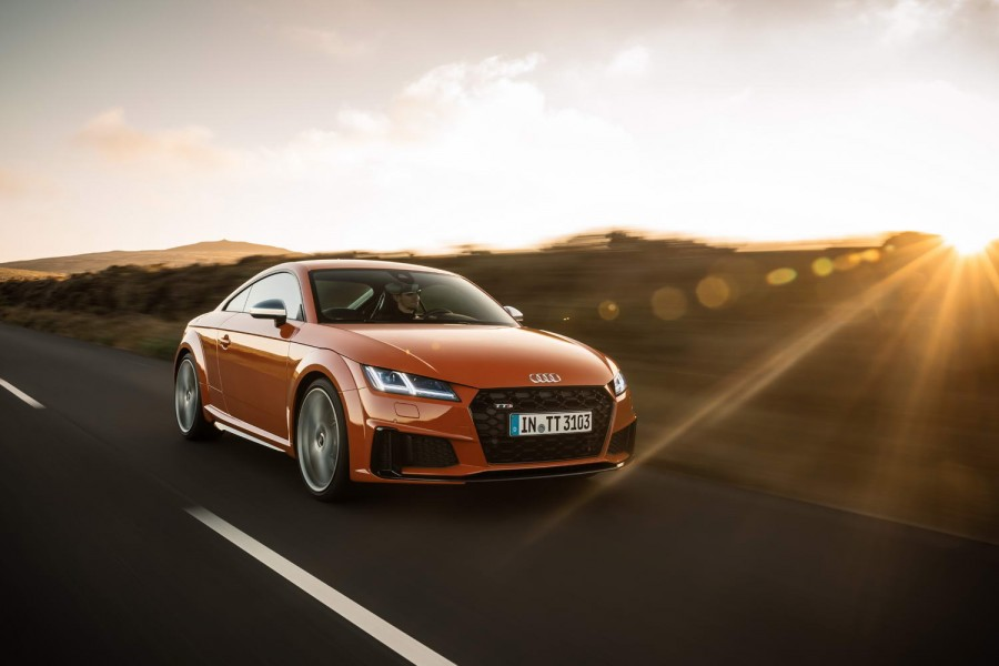 Car Reviews | Audi TTS Coupe | CompleteCar.ie