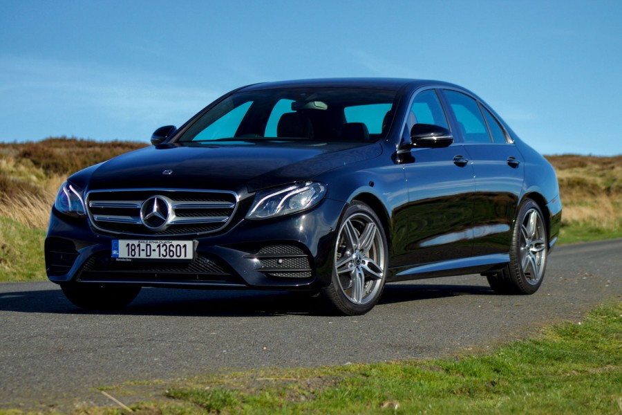 Car Reviews | Mercedes-Benz E 220 d AMG Line | CompleteCar.ie