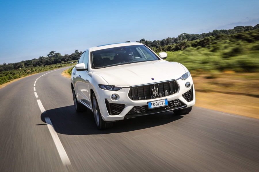 Car Reviews | Maserati Levante S GranSport | CompleteCar.ie