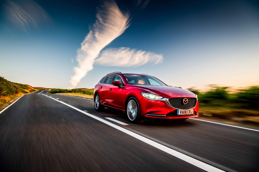 Car Reviews | Mazda 6 Tourer | CompleteCar.ie