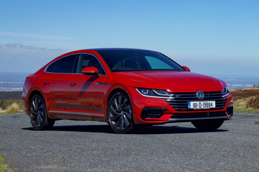 Car Reviews | Volkswagen Arteon 2.0 TSI petrol 190 | CompleteCar.ie