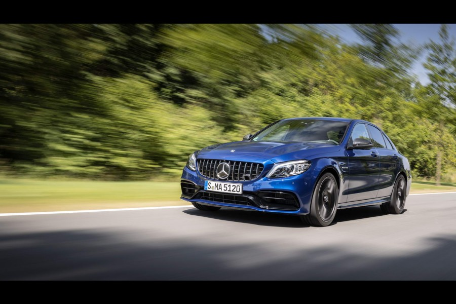 Car Reviews | Mercedes-AMG C 63 S Saloon | CompleteCar.ie