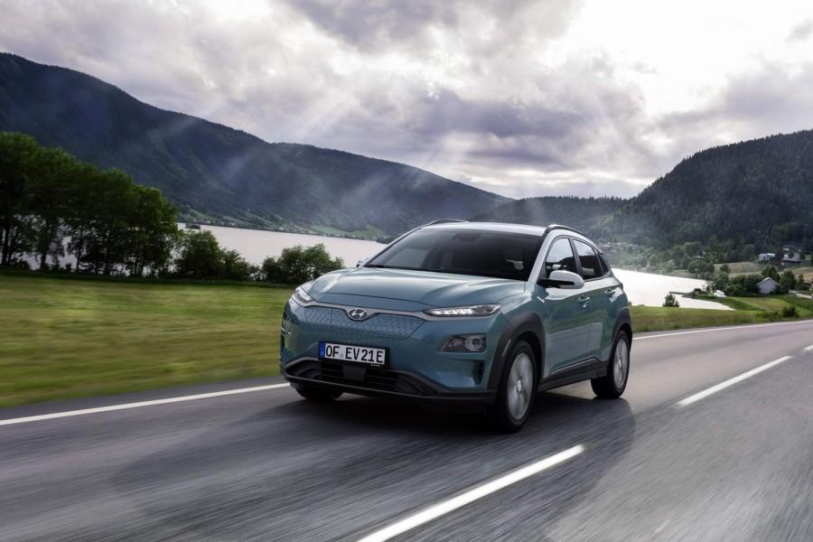 Hyundai Kona Electric 64kWh review