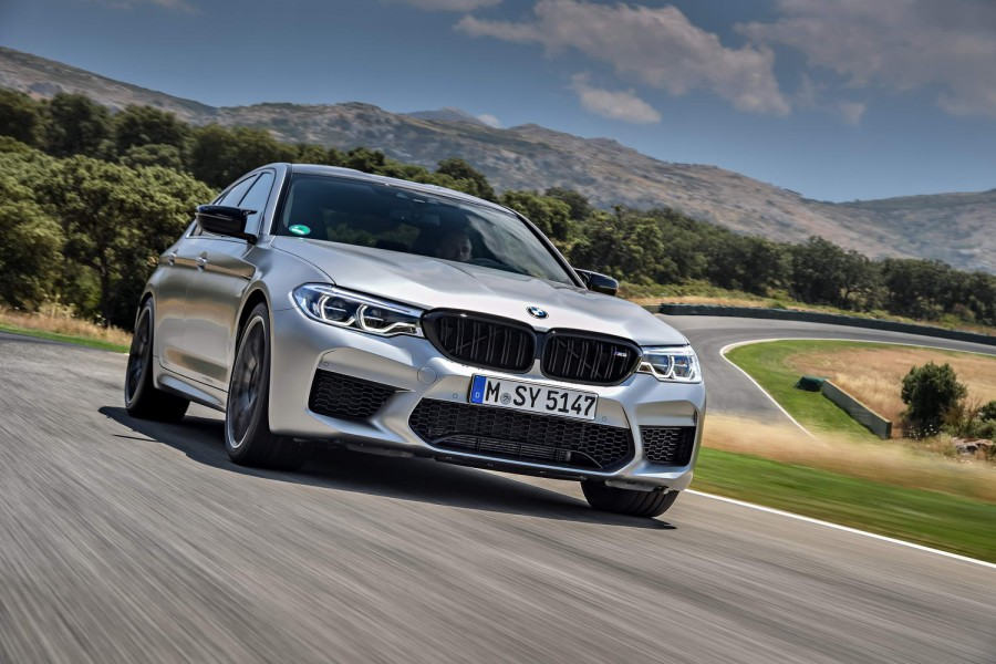 Car Reviews | BMW M5 Competition | CompleteCar.ie