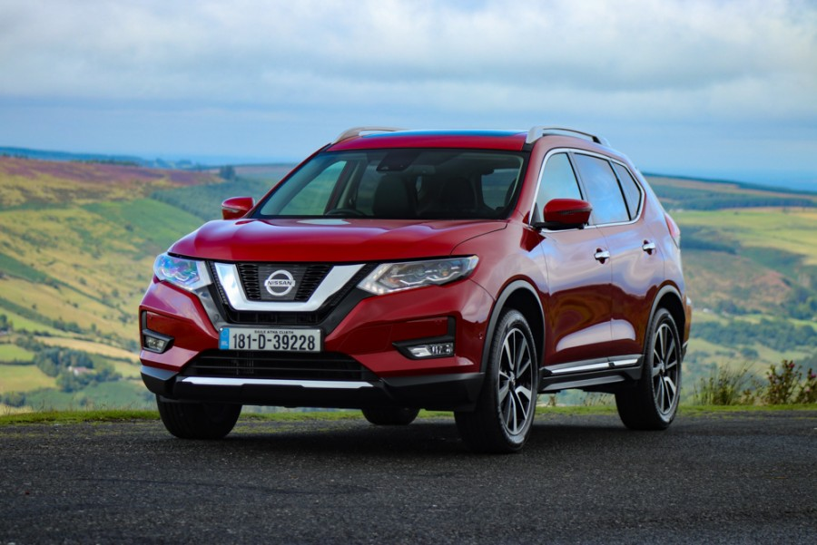 Car Reviews | Nissan X-Trail 1.6-litre diesel | CompleteCar.ie