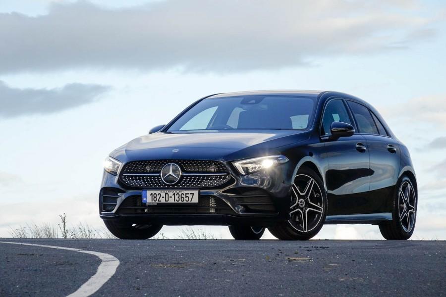 Car Reviews | Mercedes-Benz A 200 petrol | CompleteCar.ie