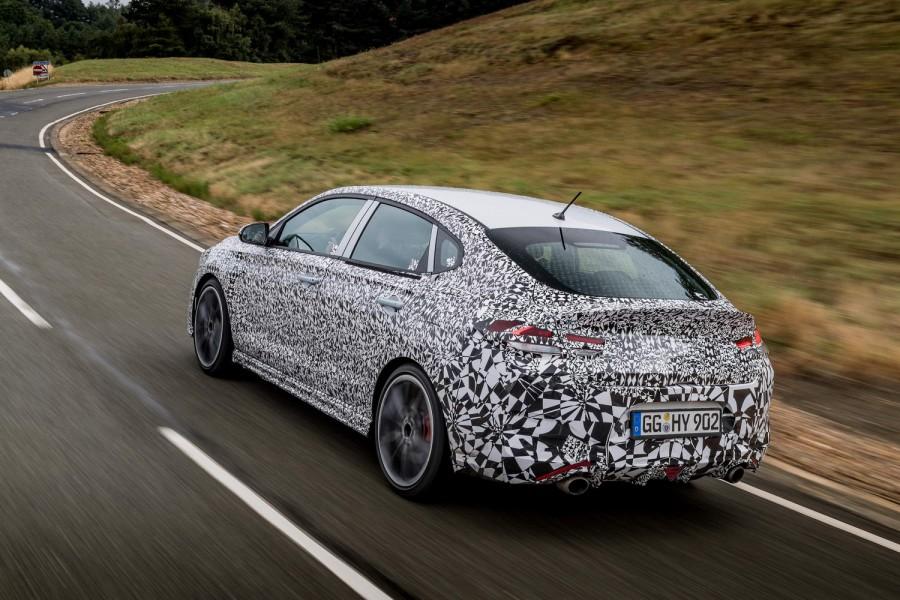 Car Reviews | Hyundai i30 Fastback N prototype | CompleteCar.ie