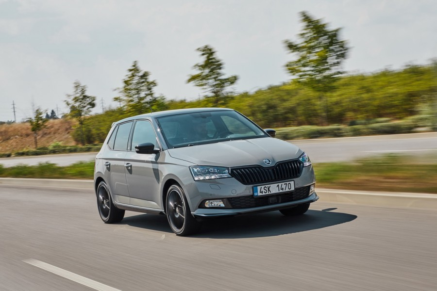 Car Reviews | Skoda Fabia Monte Carlo | CompleteCar.ie