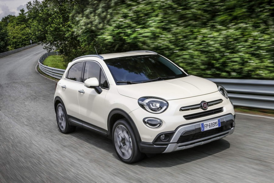 Car Reviews | Fiat 500X Cross 1.0 petrol | CompleteCar.ie