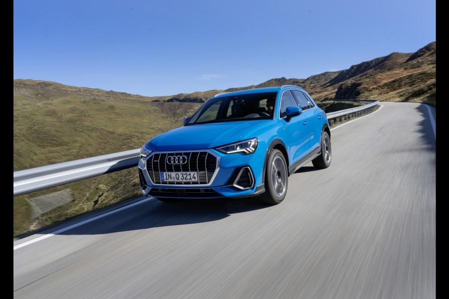 Audi Q3 35 TFSI (1 5 petrol) | Reviews | Complete Car