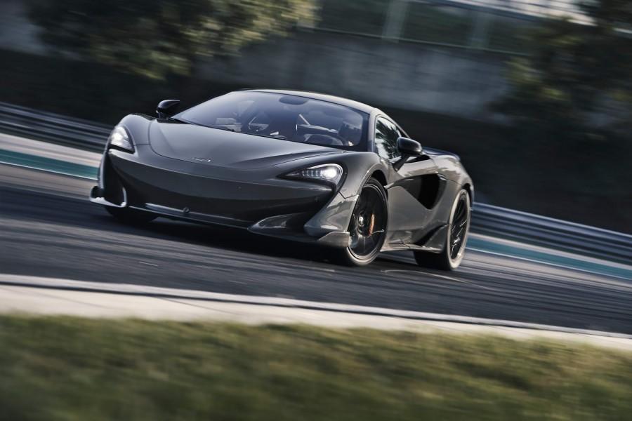 Car Reviews | McLaren 600LT | CompleteCar.ie