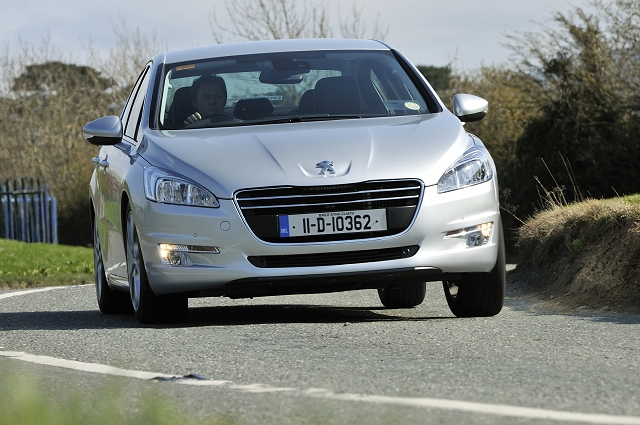 Car Reviews | Peugeot 508 | CompleteCar.ie