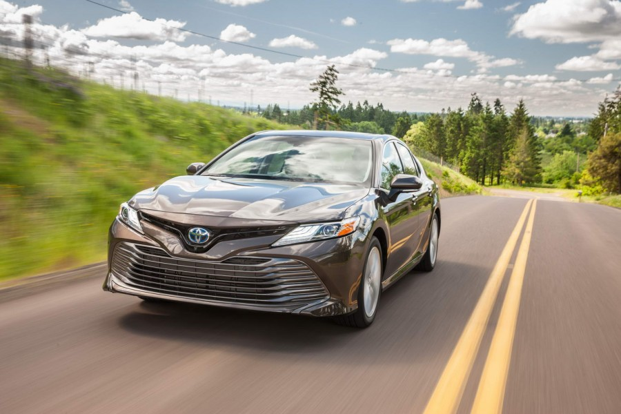 Toyota Camry Hybrid 2018 Us Car Reviews Complete Car