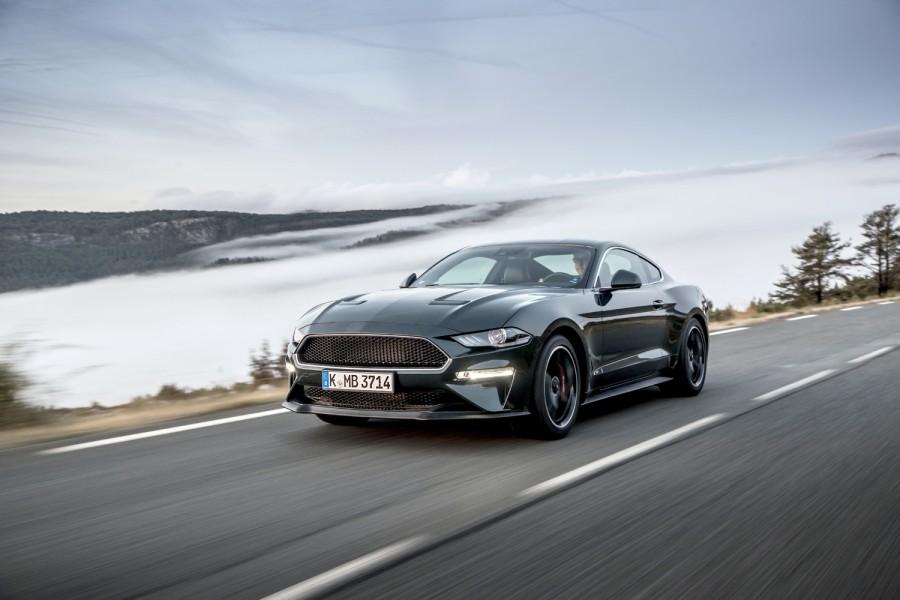 Car Reviews | Ford Mustang Bullitt V8 (2018) | CompleteCar.ie