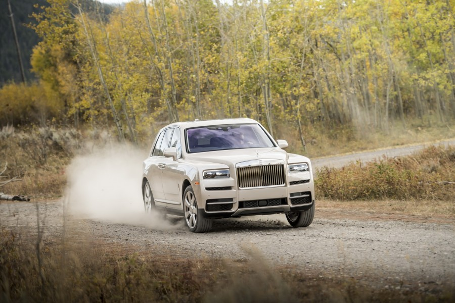Car Reviews | Rolls-Royce Cullinan SUV (2019) | CompleteCar.ie