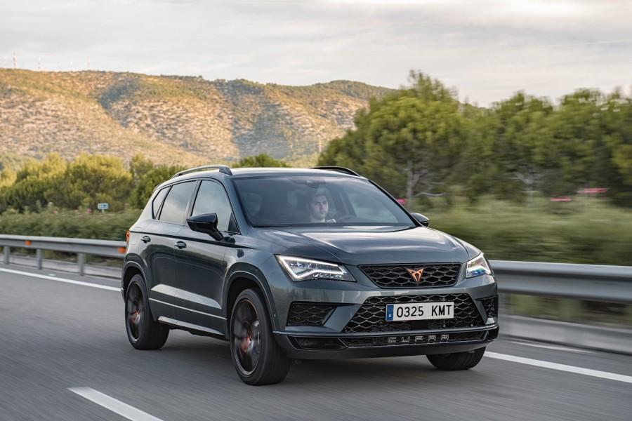 Car Reviews | Cupra Ateca (2019) | CompleteCar.ie