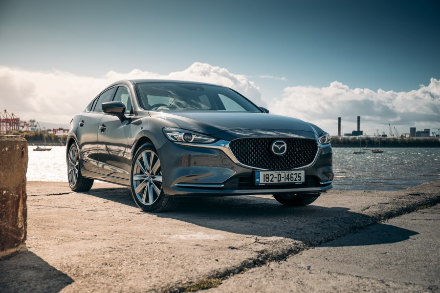 Car Reviews | Mazda 6 2.2 diesel saloon (2018) | CompleteCar.ie
