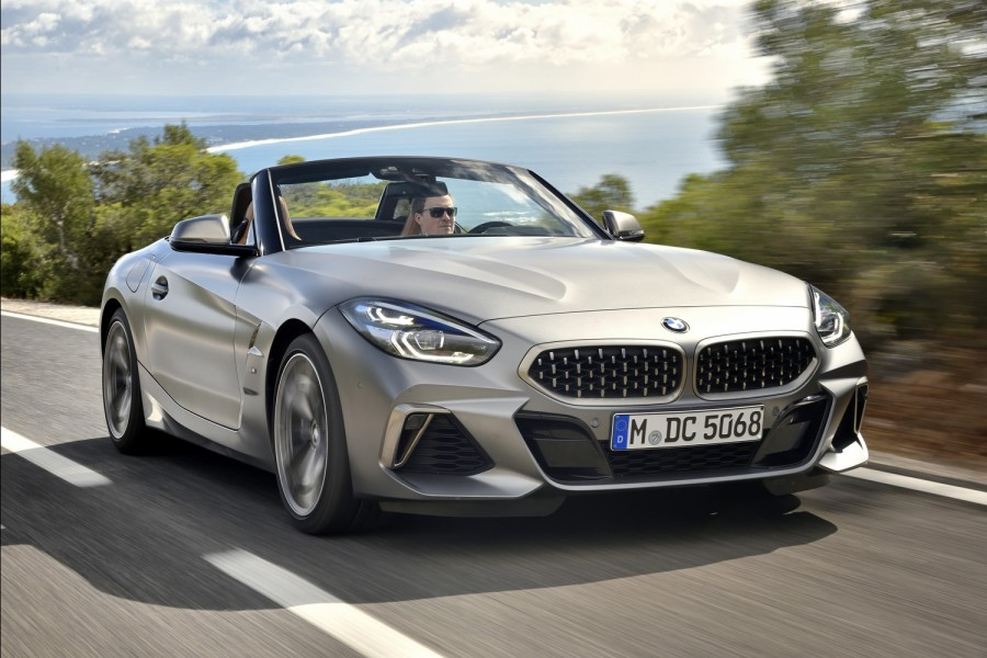 Car Reviews | BMW Z4 M40i Roadster (2019) | CompleteCar.ie