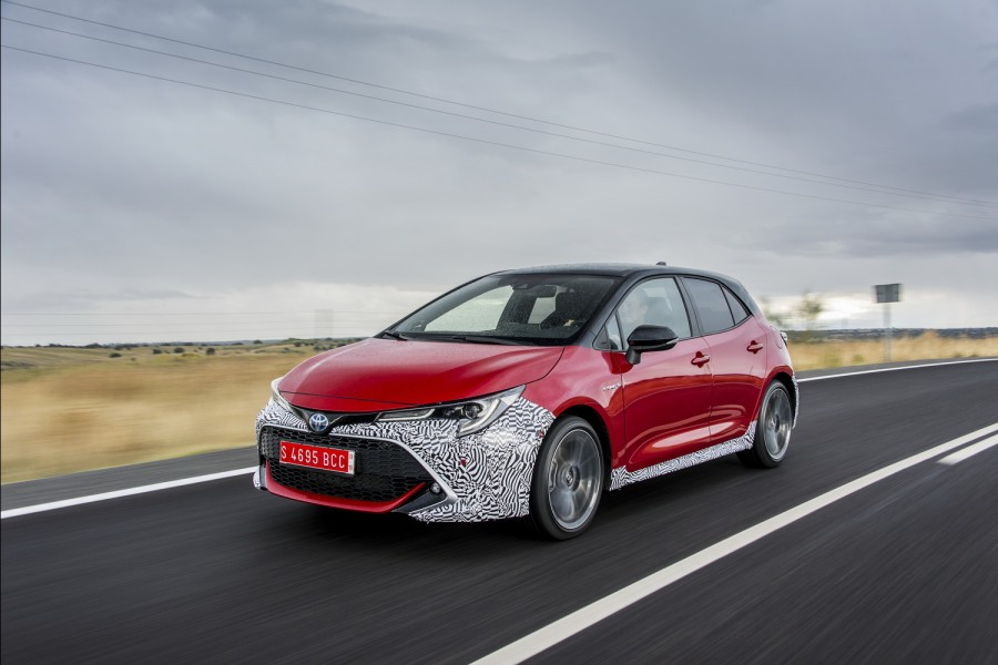 Toyota Corolla 2 0 Hybrid (2019) prototype | Reviews