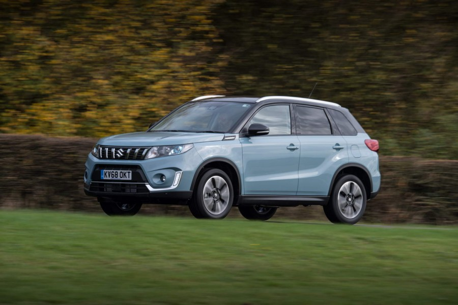 Suzuki Vitara 1.0 petrol (2019) review