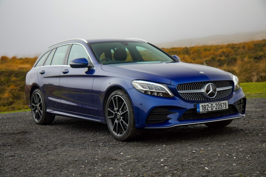 Car Reviews | Mercedes-Benz C 200 d diesel Estate (2018) | CompleteCar.ie