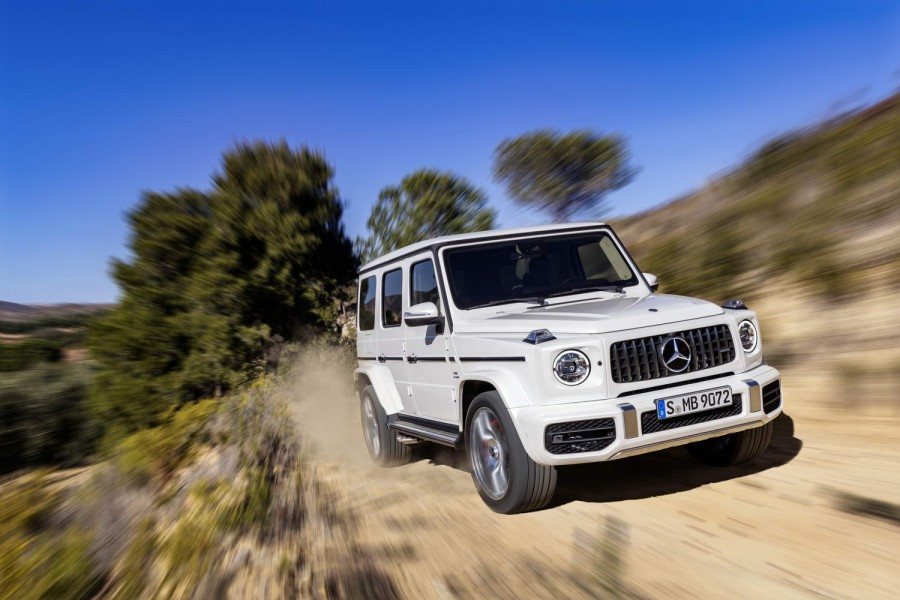 Car Reviews | Mercedes-AMG G 63 (2018) | CompleteCar.ie