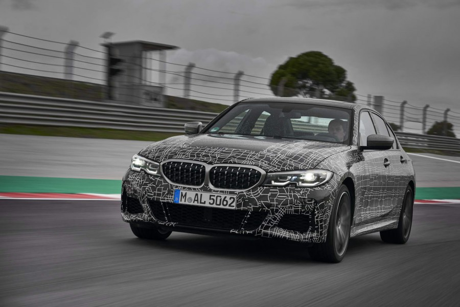 Car Reviews | BMW M340i xDrive (2019) prototype | CompleteCar.ie