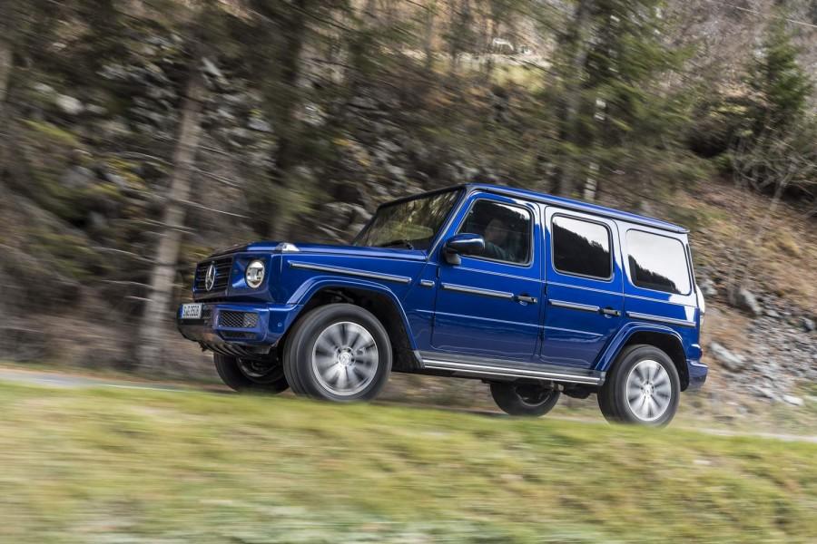 Car Reviews | Mercedes-Benz G 350 d | CompleteCar.ie