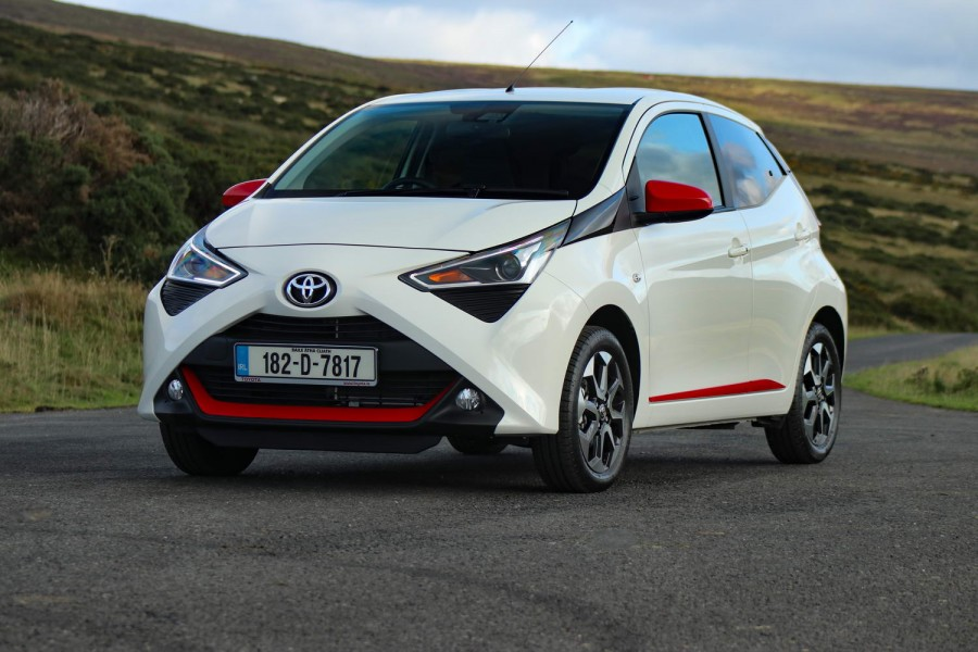 Car Reviews | Toyota Aygo 1.0 | CompleteCar.ie