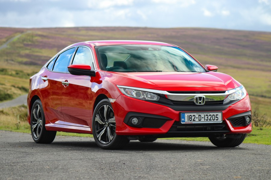 Car Reviews | Honda Civic Sedan 1.6 diesel (2018) | CompleteCar.ie