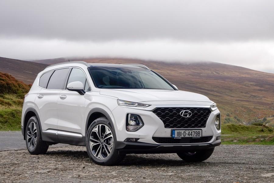Car Reviews | Hyundai Santa Fe 2.2 diesel | CompleteCar.ie
