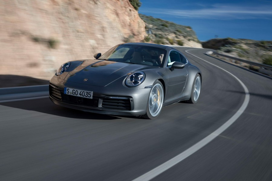 Car Reviews | Porsche 911 Carrera S (2019 - 992)  | CompleteCar.ie