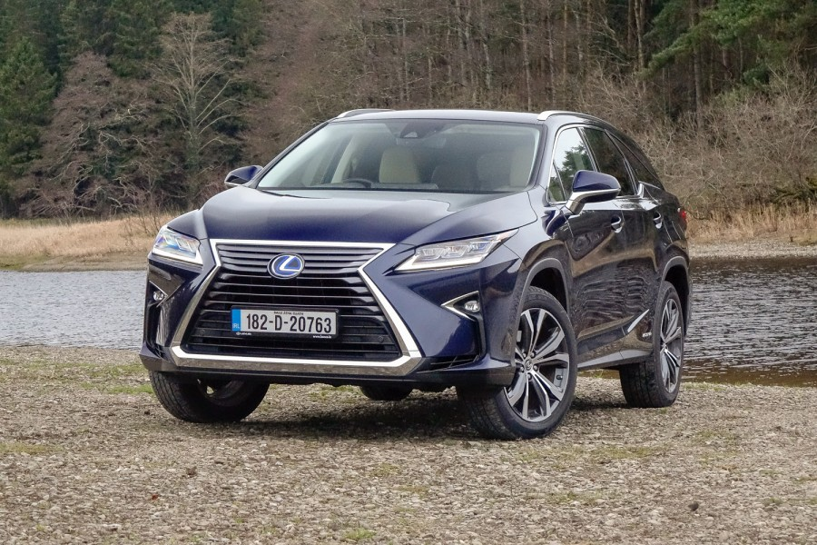 Car Reviews | Lexus RX 450hL | CompleteCar.ie
