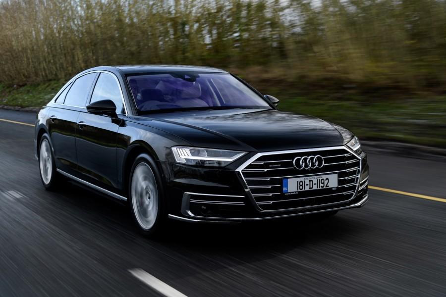 Car Reviews | Audi A8 50 TDI | CompleteCar.ie